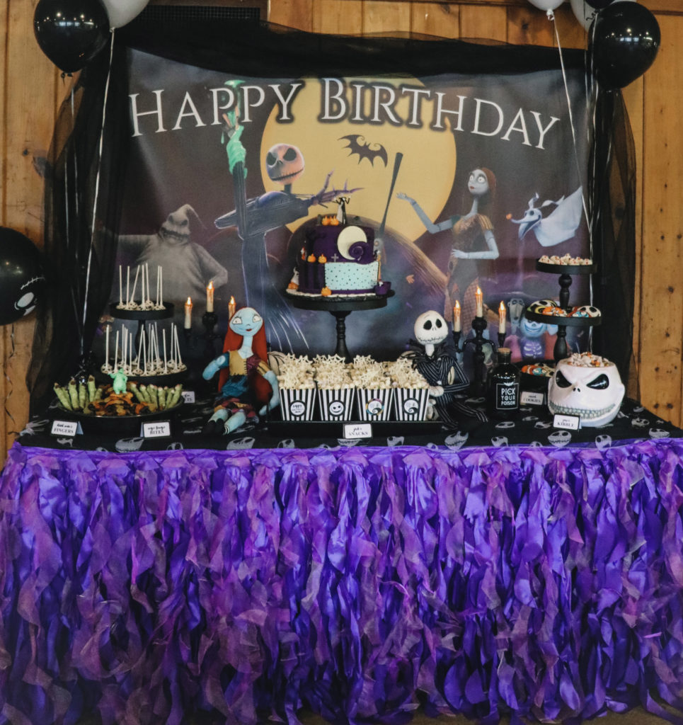 The Ultimate Guide To A Spooktacular Nightmare Before Christmas Party
