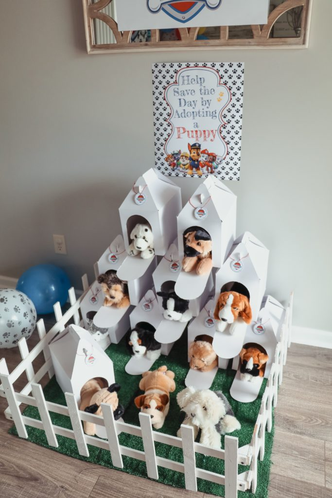 Paw Patrol Birthday Party With An Adopt